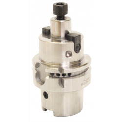 HSK-A 50 Face Mill Holder-Through Coolant (DIN 6357)