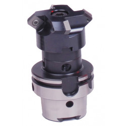 HSK-A 100  Face Mill Holder (DIN 6357)