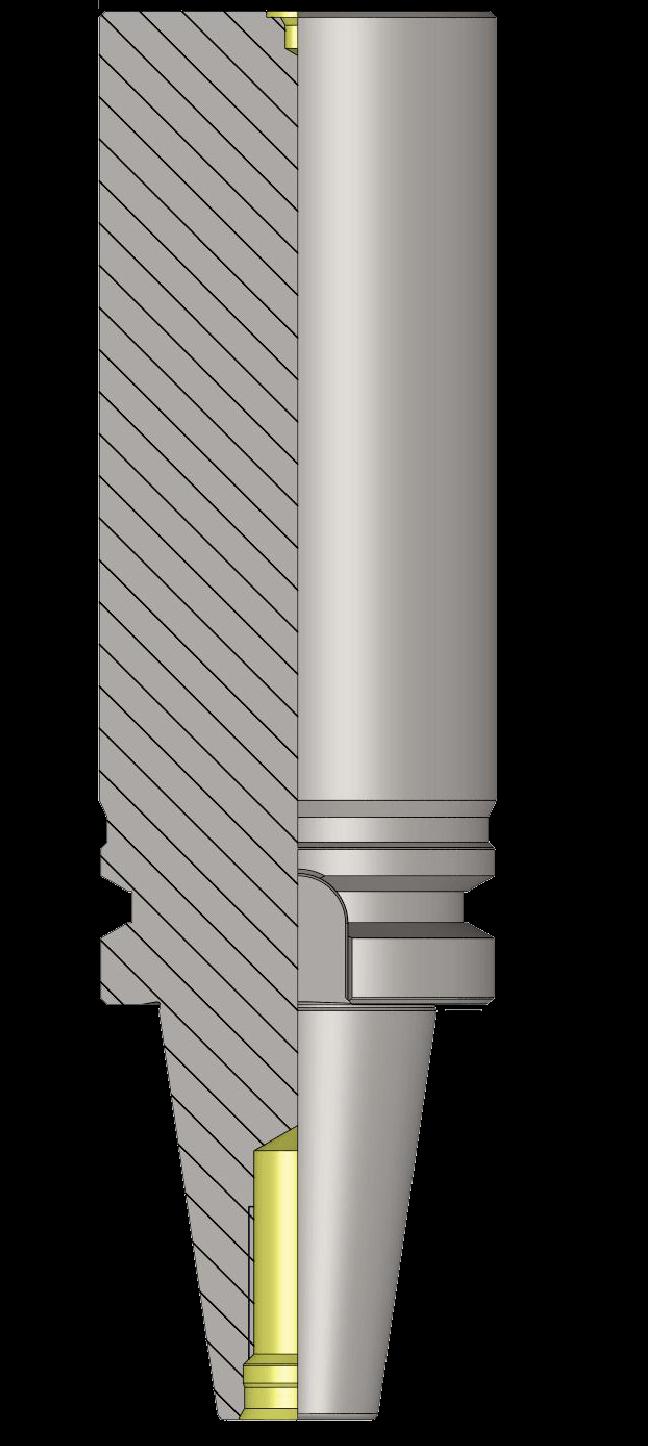 BBT50 Boring Bar Blank