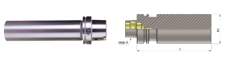 HSK 63F BORING BAR BLANK DIA 63.0 200