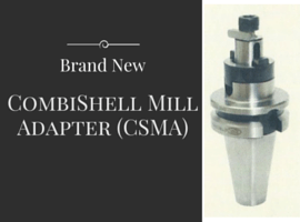 Combishell Mill Adapter