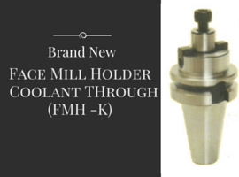Face Mill Holder-through Coolant
