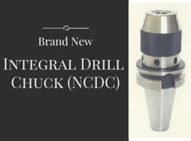 Integral Drill Chuck Arbor