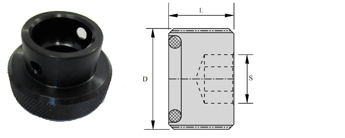 Sealing Plug for HSK